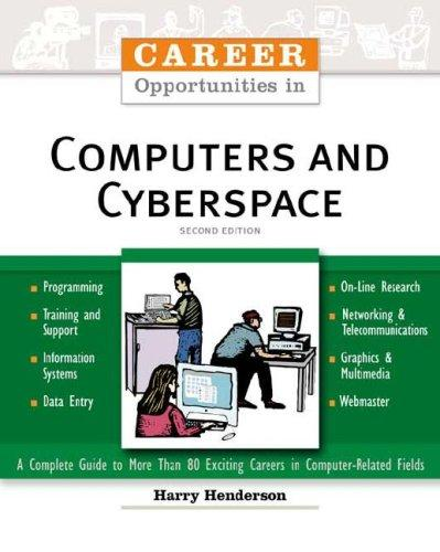 Career Opportunities in Computers and Cyberspace (Career Opportunities)