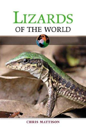 Lizards of the world by Christopher Mattison