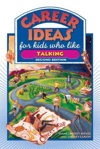 Career Ideas for Kids Who Like Talking (Career Ideas for Kids)